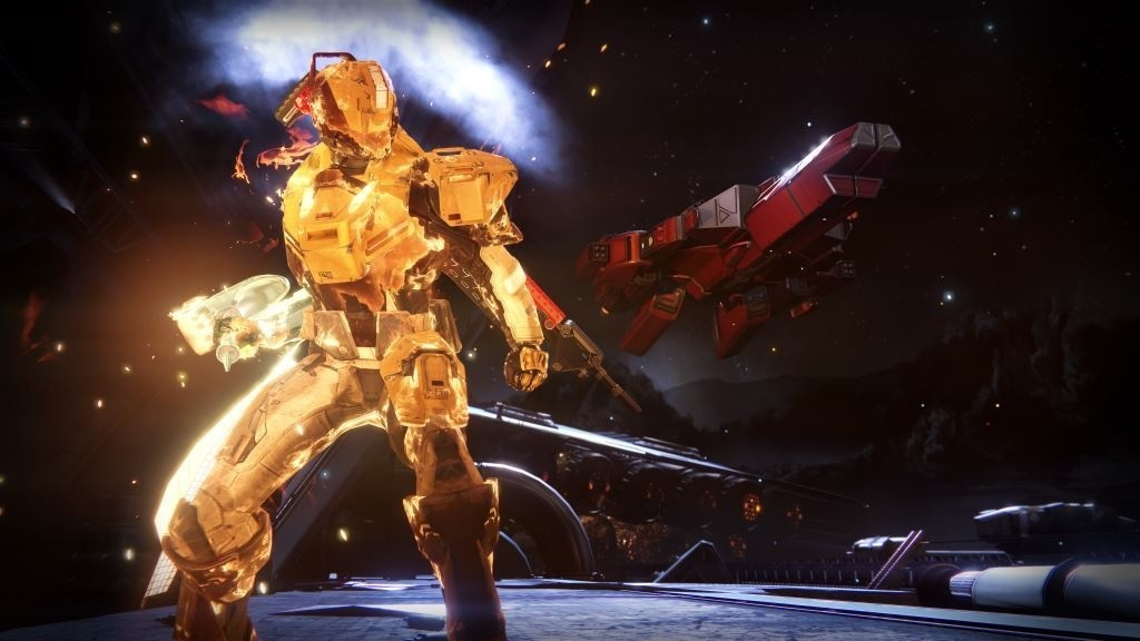 Screenshot for Destiny: The Taken King on PlayStation 4
