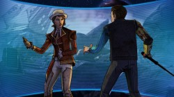Screenshot for Tales from the Borderlands: Episode Five - The Vault of the Traveler - click to enlarge