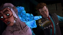 Screenshot for Tales from the Borderlands: Episode 5 - The Vault of the Traveler - click to enlarge