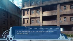 Screenshot for World End Economica Episode.02 - click to enlarge