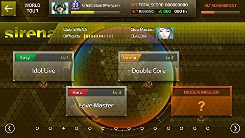 Screenshot for Superbeat: Xonic on PS Vita
