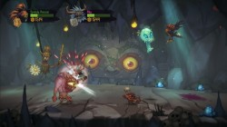 Screenshot for Zombie Vikings - click to enlarge