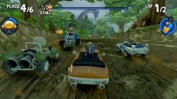 Screenshot for Beach Buggy Racing - click to enlarge
