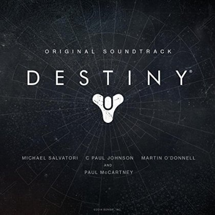 Image for Album Review | Destiny Original Soundtrack (MusiCube)