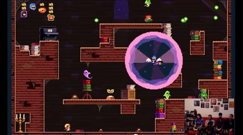 Screenshot for Extreme Exorcism on Wii U