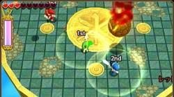 Screenshot for The Legend of Zelda: Tri Force Heroes - click to enlarge