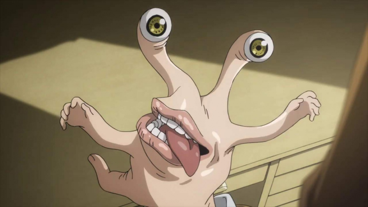 Image for Anime Review | Parasyte the Maxim (Lights, Camera, Action!)