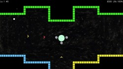 Screenshot for ZaciSa: Defense of the Crayon Dimension! - click to enlarge