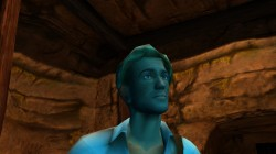 Screenshot for Broken Sword: The Sleeping Dragon - click to enlarge