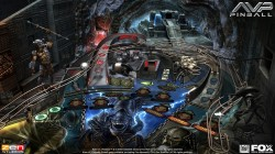 Screenshot for Zen Pinball 2: Aliens vs. Pinball - click to enlarge