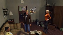 Screenshot for Broken Sword: The Angel of Death - click to enlarge
