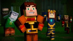 Screenshot for Minecraft: Story Mode - Episode 5: Order Up! - click to enlarge