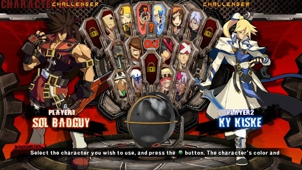 Screenshot for Guilty Gear Xrd -SIGN- on PC