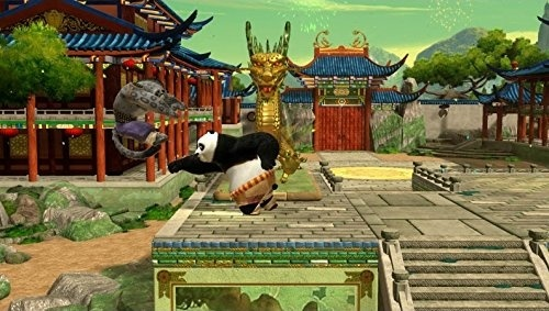 Screenshot for Kung Fu Panda: Showdown of Legendary Legends on Wii U