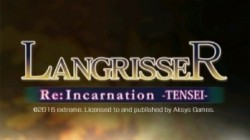 Screenshot for Langrisser Re:Incarnation -TENSEI- - click to enlarge