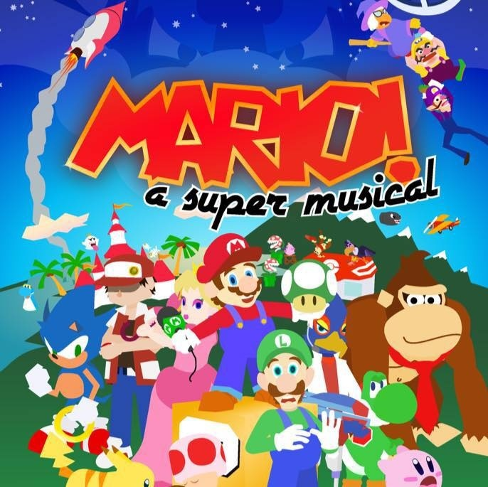 Image for Event Review | Mario! A Super Musical (MusiCube)