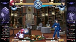 Screenshot for Melty Blood: Actress Again Current Code - click to enlarge