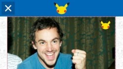 Screenshot for Pokémon Photo Booth - click to enlarge
