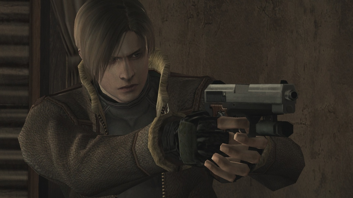 Screenshot for Resident Evil 4 on PlayStation 4