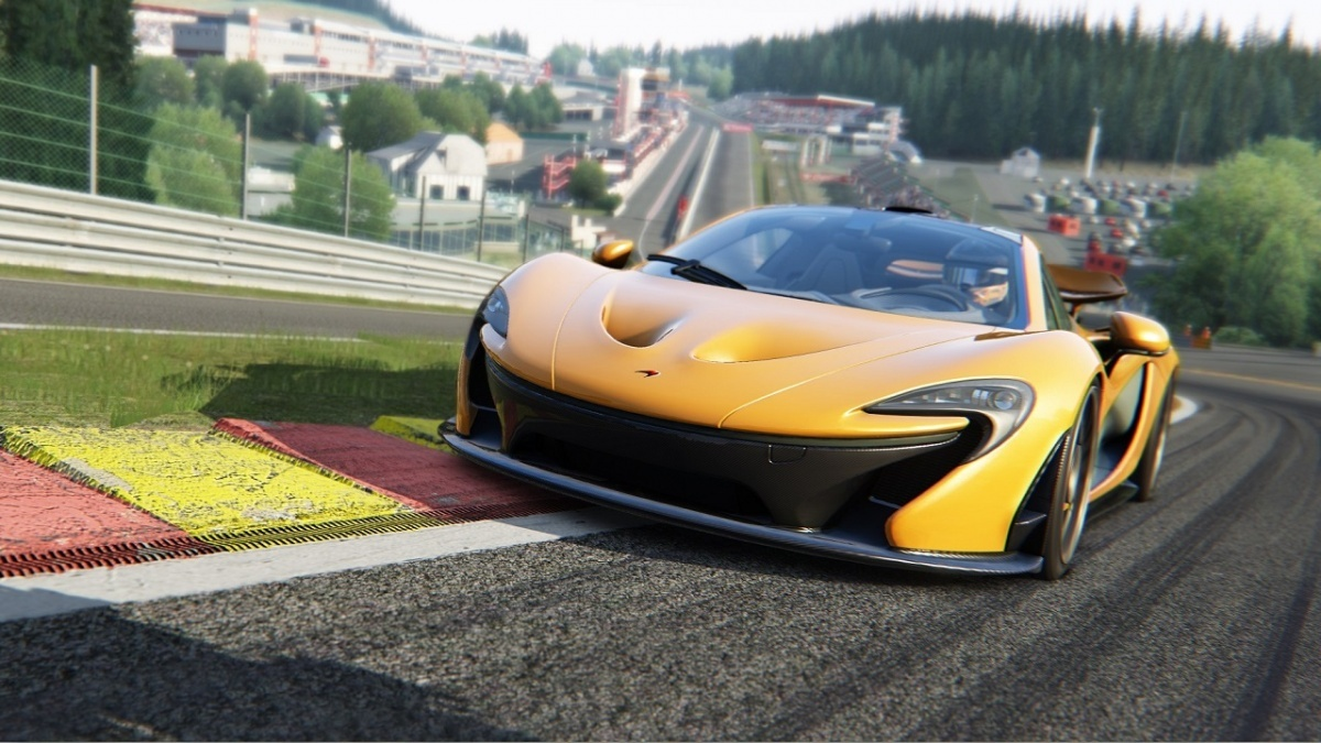 Screenshot for Assetto Corsa on PlayStation 4