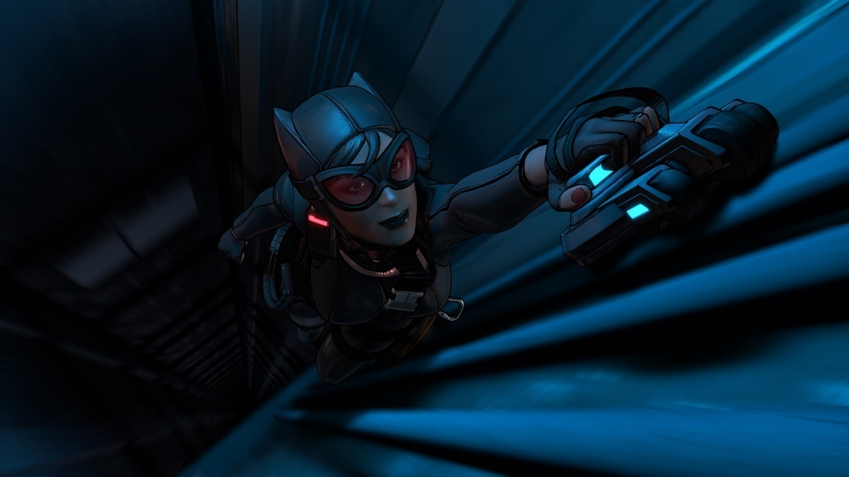 Screenshot for Batman: The Telltale Series - Episode 1: Realm of Shadows on PlayStation 4