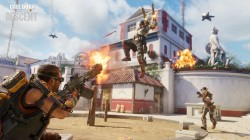 Screenshot for Call of Duty: Black Ops III - Descent - click to enlarge