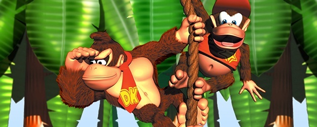 Image for Donkey Kong 35th Anniversary | Top 10 Donkey Kong Games