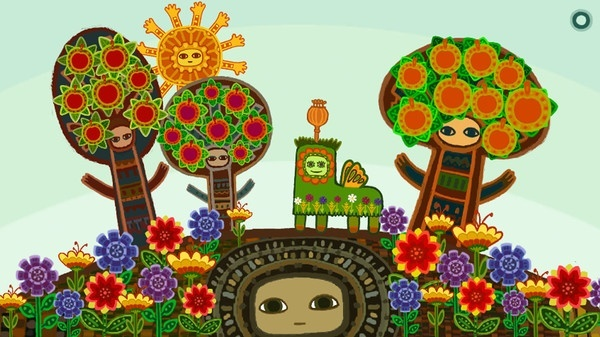 Screenshot for It's Spring Again on PS Vita