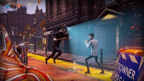 Screenshot for We Happy Few on PlayStation 4