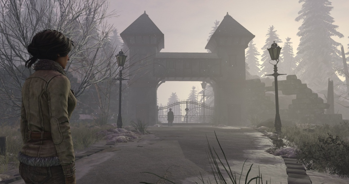 Screenshot for Syberia 3 on PlayStation 4