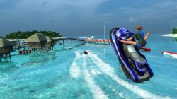 Screenshot for Aqua Moto Racing Utopia - click to enlarge