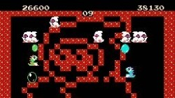 Screenshot for Bubble Bobble - click to enlarge