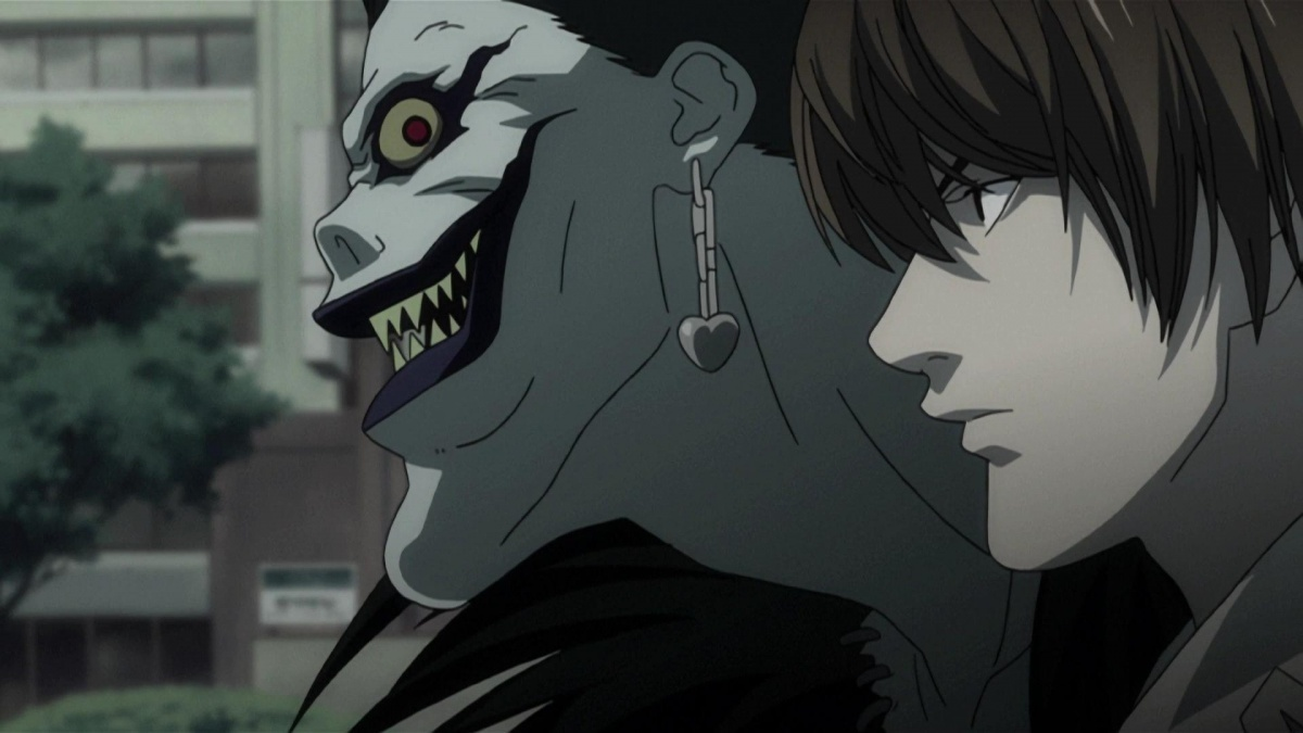 Image for Anime Review | Death Note Complete Series and OVA Collection (Lights, Camera, Action!)