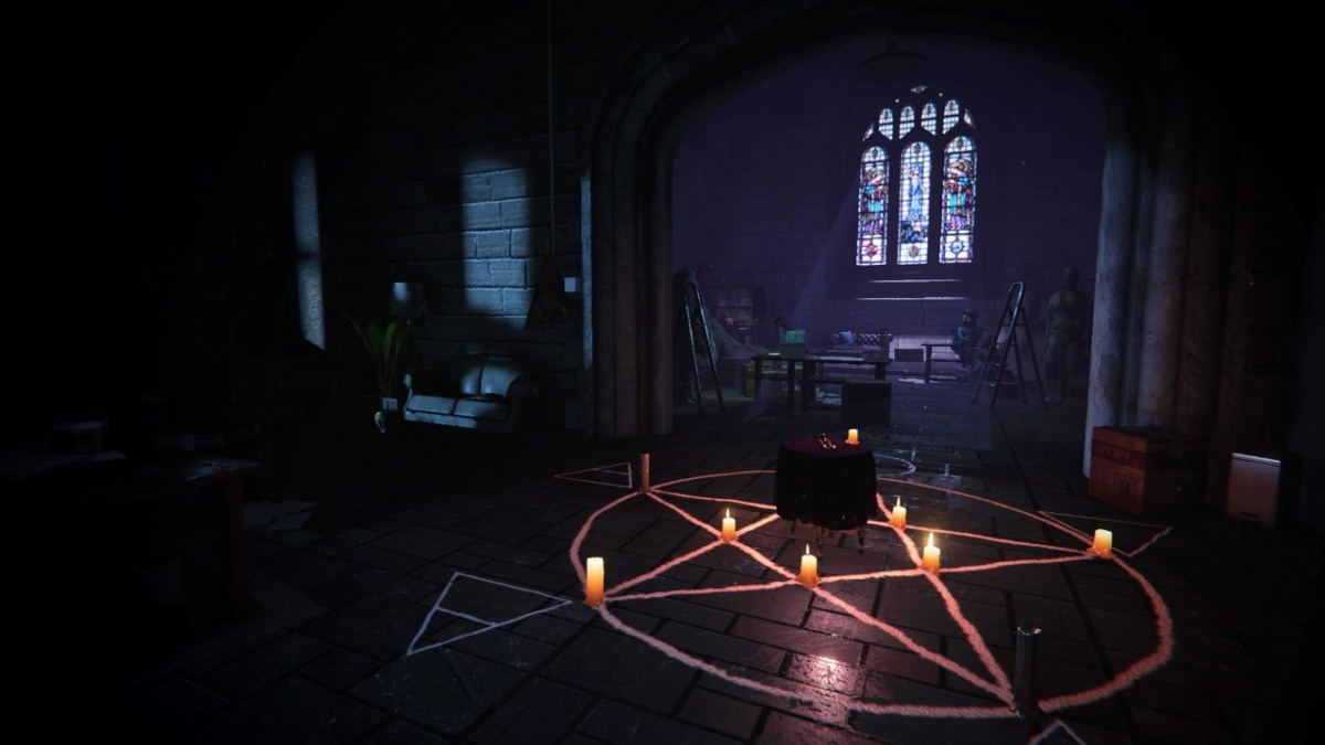 Screenshot for Don't Knock Twice on PC