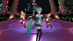 Screenshot for Hatsune Miku: VR Future Live - 3rd Stage - click to enlarge