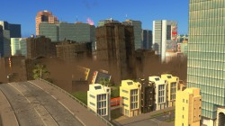 Screenshot for Cities: Skylines - Natural Disasters - click to enlarge