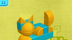 Screenshot for Picross 3D: Round 2 - click to enlarge