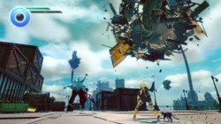 Screenshot for Gravity Rush 2 - click to enlarge