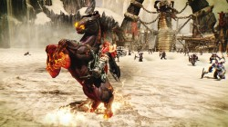 Screenshot for Darksiders: Warmastered Edition - click to enlarge