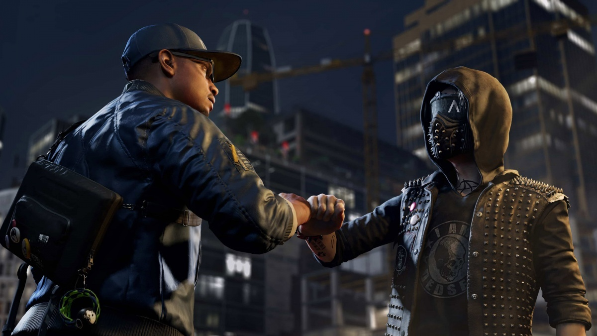 Screenshot for Watch Dogs 2 on PlayStation 4