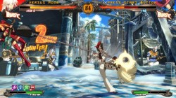 Screenshot for Guilty Gear Xrd -Revelator- - click to enlarge