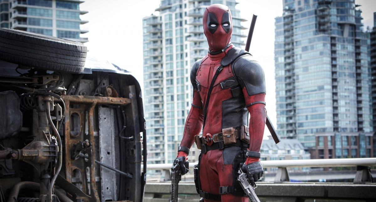 Image for Movie Review | Deadpool (Lights, Camera, Action!)