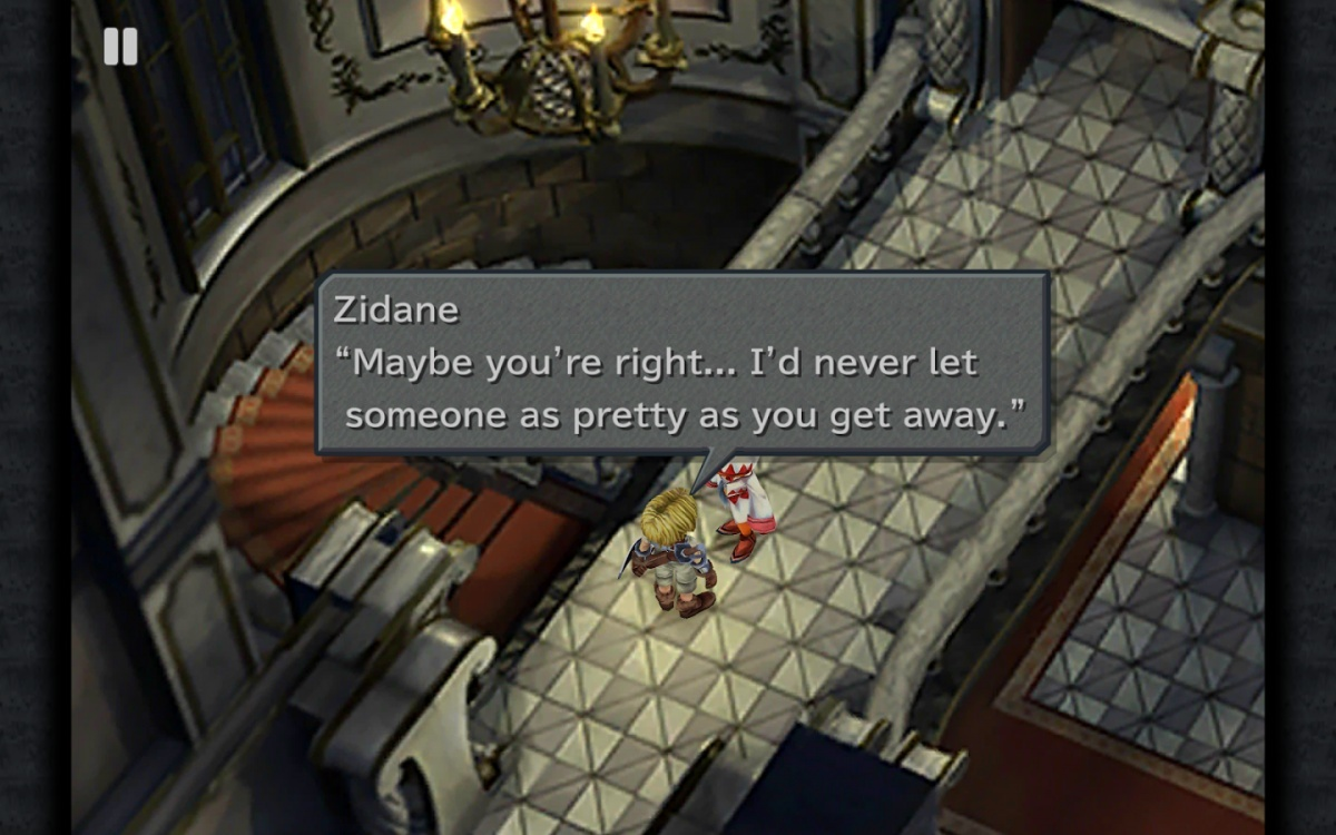 Screenshot for Final Fantasy IX on Android