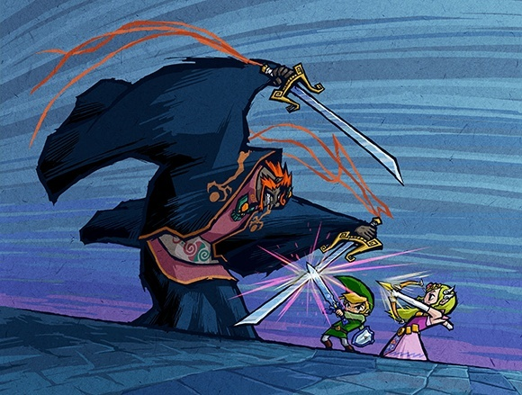 Image for Zelda 30th Anniversary | Top 5 Ganon Battles