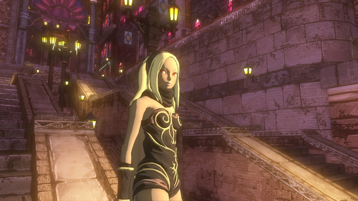 Screenshot for Gravity Rush Remastered on PlayStation 4