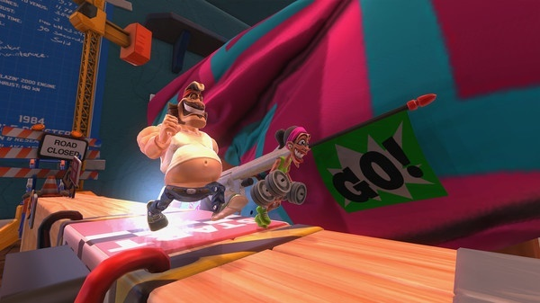 Screenshot for Action Henk on PC