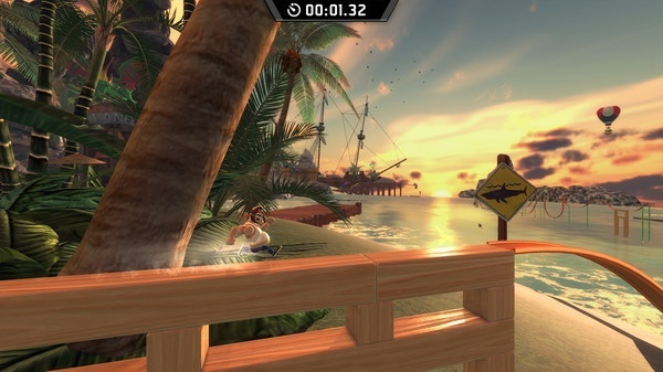 Screenshot for Action Henk on PlayStation 4