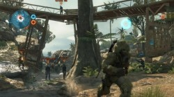 Screenshot for Metal Gear Online - click to enlarge