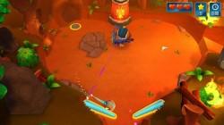 Screenshot for Momonga Pinball Adventures - click to enlarge