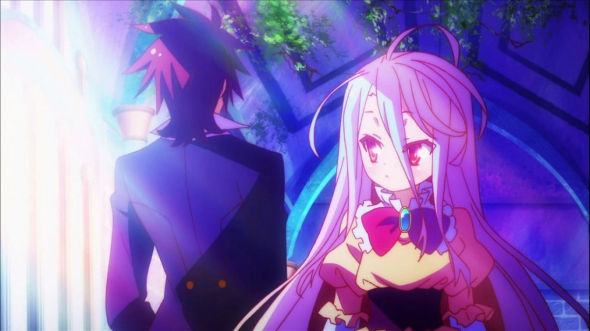 Image for Anime Review | No Game, No Life (Lights, Camera, Action!)